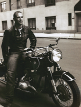 A photo of Oliver Sacks, courtesy of Oliver Sacks.