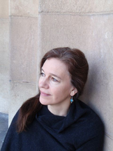 An image of Louise Erdrich by Persia Erdrich.