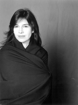 An image of Louise Erdrich by Jill Peters.