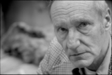 A photo of William S. Burroughs, courtesy of James Grauerholz.